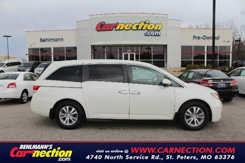 2015 Honda Odyssey For Sale In Saint Peters, MO