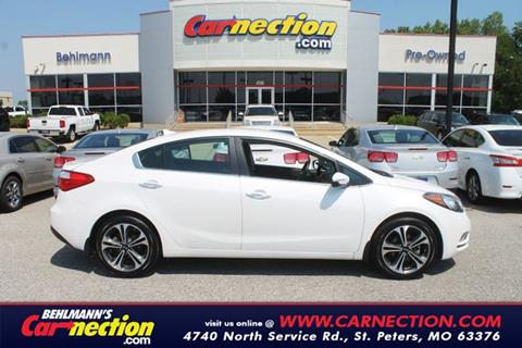 2014 Kia Forte for sale in Saint Peters MO