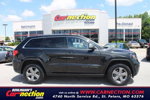 2013 Jeep Grand Cherokee for sale in Saint Peters, MO