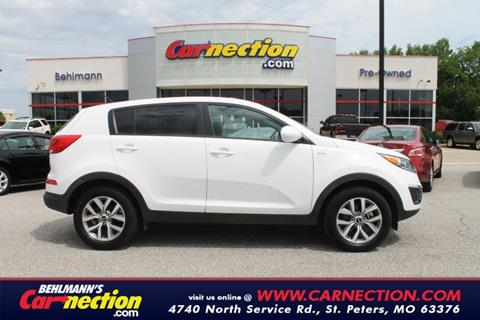 2015 Kia Sportage for sale in Saint Peters MO