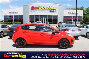 2013 Ford Fiesta for sale in Saint Peters, MO