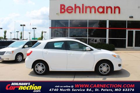 2012 Toyota Matrix for sale in Saint Peters, MO