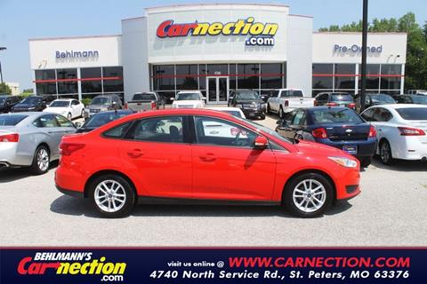 2015 Ford Focus for sale in Saint Peters, MO