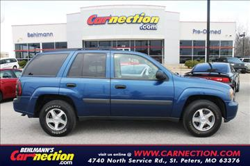 2005 Chevrolet TrailBlazer for sale in Saint Peters, MO