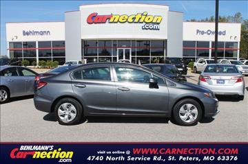 2013 Honda Civic for sale in Saint Peters, MO