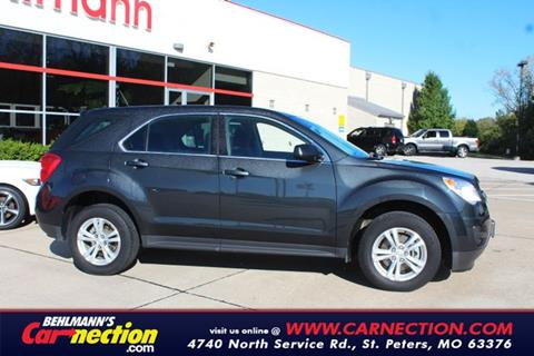 2014 Chevrolet Equinox for sale in Saint Peters MO