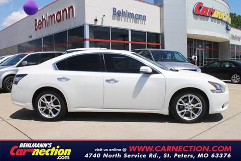 2013 Nissan Maxima for sale in Saint Peters MO