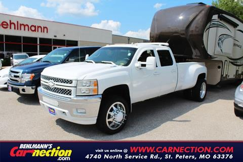 2011 Chevrolet Silverado 3500HD for sale in Saint Peters, MO