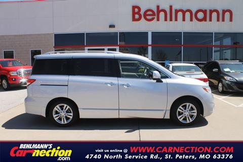 2015 Nissan Quest for sale in Saint Peters, MO
