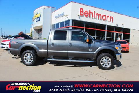2016 Ford F-250 Super Duty for sale in Saint Peters, MO