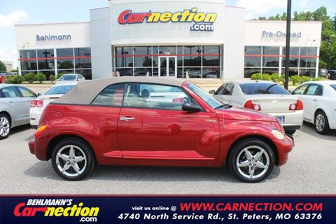 2005 Chrysler PT Cruiser for sale in Saint Peters MO
