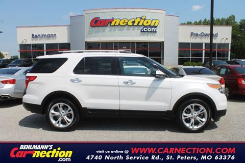 2012 Ford Explorer for sale in Saint Peters MO