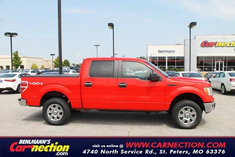 2011 Ford F-150 for sale in Saint Peters MO