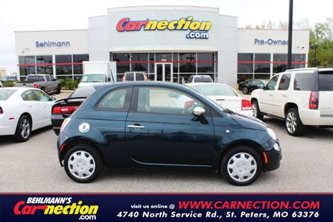 2013 FIAT 500 for sale in Saint Peters MO