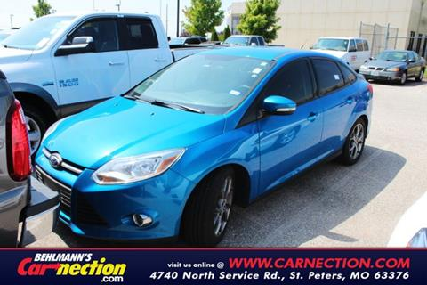 2014 Ford Focus for sale in Saint Peters MO