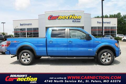 2011 Ford F-150 for sale in Saint Peters, MO