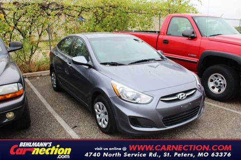 2016 Hyundai Accent for sale in Saint Peters, MO