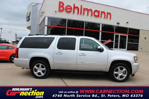 2014 Chevrolet Suburban for sale in Saint Peters, MO