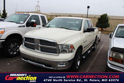 2010 Dodge Ram Pickup 1500 for sale in Saint Peters, MO