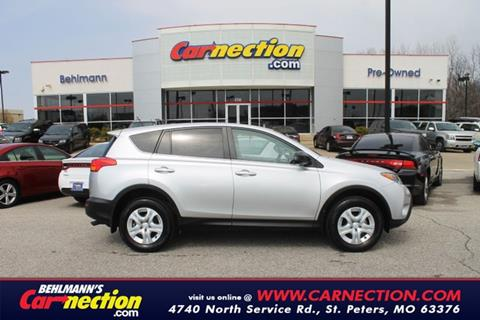 2013 Toyota RAV4 for sale in Saint Peters MO