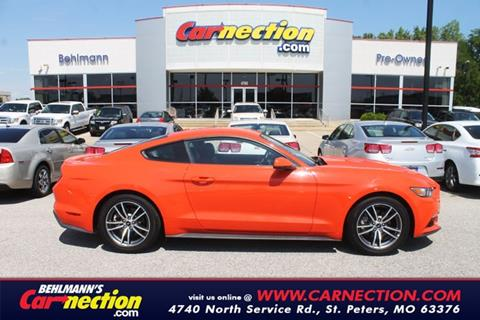 2016 Ford Mustang for sale in Saint Peters MO