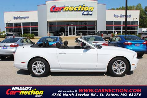 2014 Ford Mustang for sale in Saint Peters, MO
