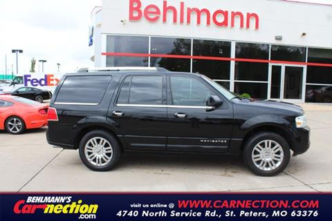 2008 Lincoln Navigator for sale in Saint Peters, MO