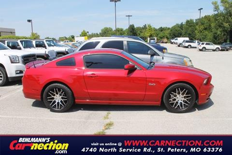 2013 Ford Mustang for sale in Saint Peters MO