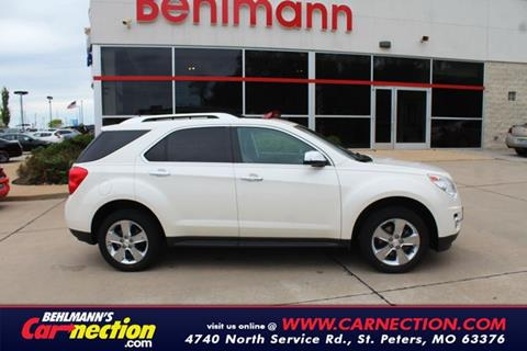 2013 Chevrolet Equinox for sale in Saint Peters MO