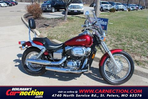 2007 Honda Shadow For Sale In Saint Peters, MO