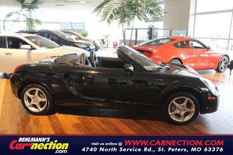 2004 Toyota MR2 Spyder for sale in Saint Peters, MO