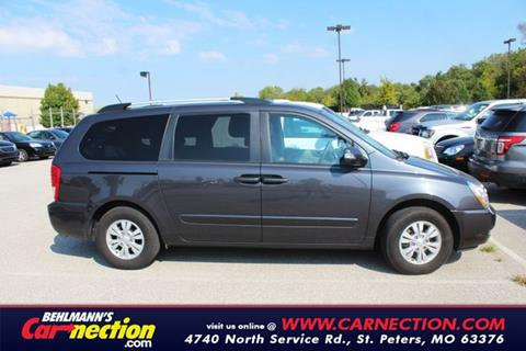 2012 Kia Sedona for sale in Saint Peters, MO