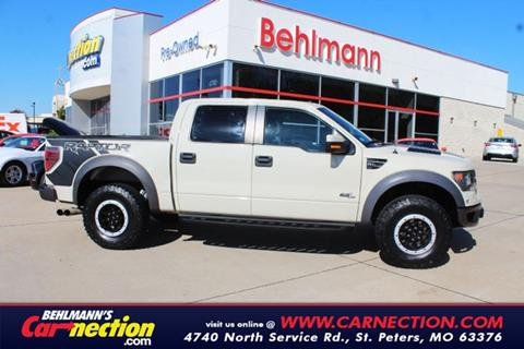 2013 Ford F-150 for sale in Saint Peters, MO