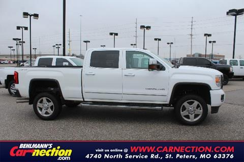 2015 GMC Sierra 2500HD for sale in Saint Peters, MO
