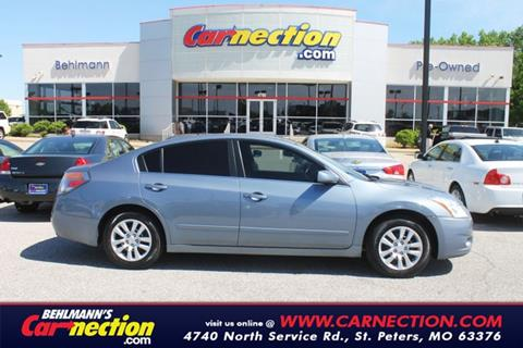 2010 Nissan Altima for sale in Saint Peters MO