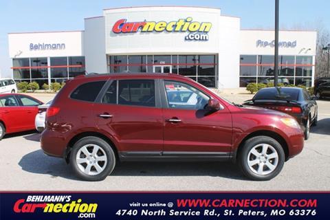 2008 Hyundai Santa Fe for sale in Saint Peters, MO