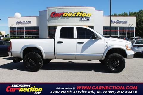 2006 Dodge Ram Pickup 2500 for sale in Saint Peters MO