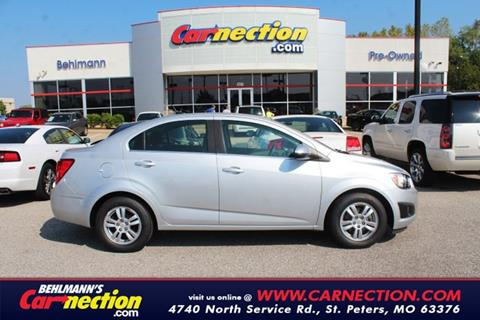 2012 Chevrolet Sonic for sale in Saint Peters MO