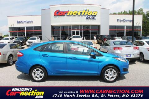 2014 Ford Fiesta for sale in Saint Peters MO