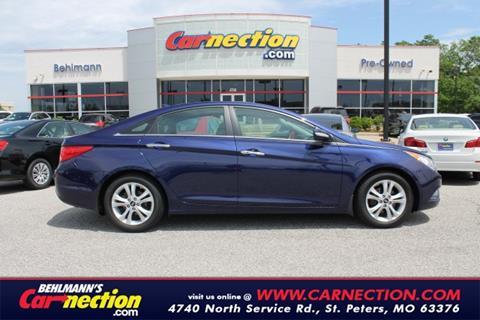 2013 Hyundai Sonata for sale in Saint Peters MO
