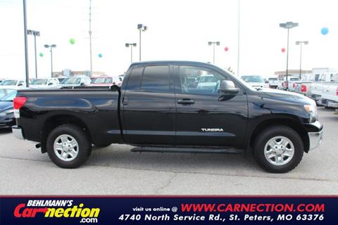 2011 Toyota Tundra for sale in Saint Peters MO