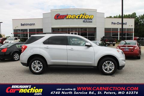 2016 Chevrolet Equinox for sale in Saint Peters, MO