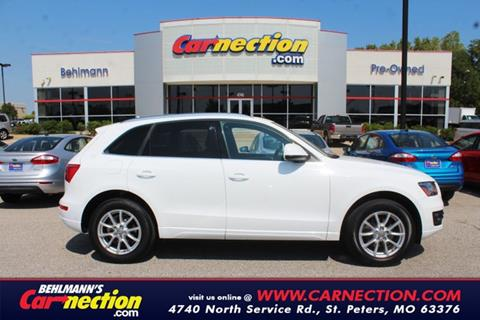 2012 Audi Q5 for sale in Saint Peters MO