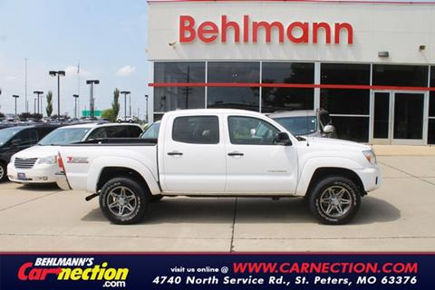 2012 Toyota Tacoma for sale in Saint Peters, MO