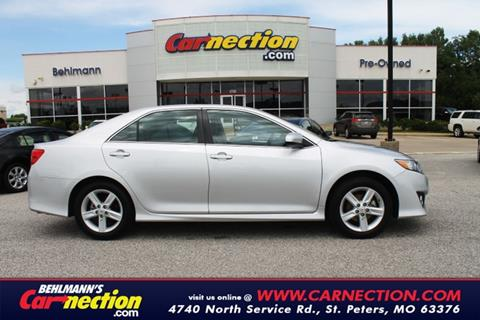 2014 Toyota Camry for sale in Saint Peters MO