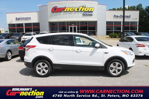 2015 Ford Escape for sale in Saint Peters MO