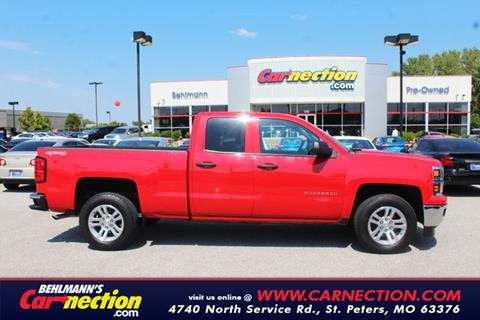 2014 Chevrolet Silverado 1500 for sale in Saint Peters MO