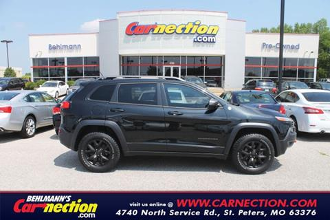 2015 Jeep Cherokee for sale in Saint Peters, MO
