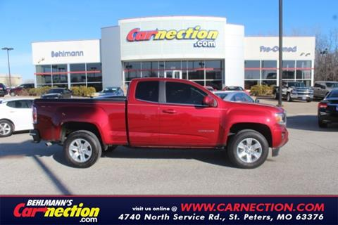 2017 GMC Canyon for sale in Saint Peters, MO