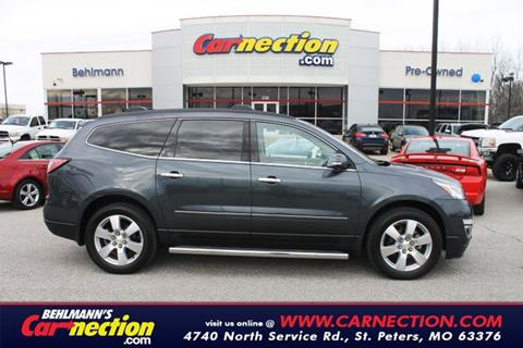 2014 Chevrolet Traverse for sale in Saint Peters, MO